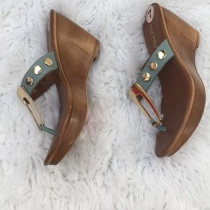 Mila Paoli Shoes - Gorgeous NWT MILA PAOLI WEDGE